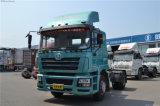 420HP 6X4 Principal Motor 40ton cabeça do trator caminhão trator pesados para venda