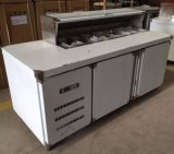 판매를 위한 샐러드 반대 냉각장치/샐러드 작업대, Commercialsalad 냉장고