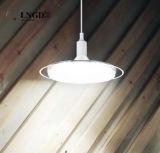 Ampoule d'UFO du plastique E27 50W DEL de lampe de soucoupe en vol