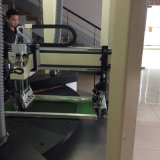 Impresora plástica ULTRAVIOLETA de la pantalla de la regla del LED