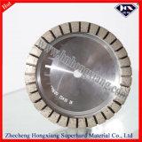 Roda de copo de moagem de segmento de diamante para abrasivo de vidro