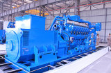 1000 квт-4000квт горючих тяжелого дизельного топлива (HFO) Генераторы