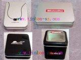 Rectangle Tin Can/boîtes d'étain métallique (JRS524)