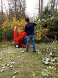 工場直接供給15HPの枝木の切断の木製の砕木機