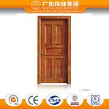 Weiye Nouveau produit Antique Aluminium Extrusion Profile Aluminium Door