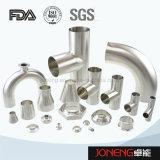 Sanitarias higiénicas de acero inoxidable 3A/Bpe Tube accesorios de tubería (JN-FT3005)