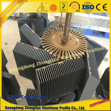 フォーシャンの工場はCNCの機械化をアルミニウムかアルミニウム脱熱器に供給する