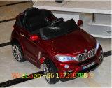 BMW 포도주 붉은색 색깔 RC 차 장난감 전기 아이 차