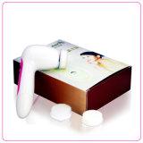 Красотка лицевой щетки инструмента красотки чистки личная оборудует щетку электрической кожи очищая