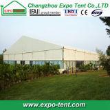 Großräumiges Stand-Zelt für Ausstellung