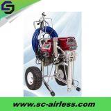 Bewegliche elektrische luftlose Wand-Spray-Lack-Hochdruckmaschine für Verkauf St8595