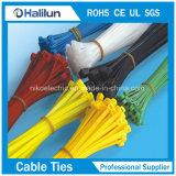 Besteigbarer Kopf bindet Nylonkabelbinder mit bescheinigtem UL