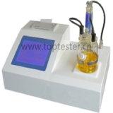 Tester di umidità dell'olio della turbina dell'olio isolante dell'olio del trasformatore (TP-2100)