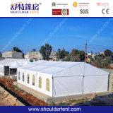 Напольный шатер шатёр с водоустойчивой крышей PVC для 500 людей