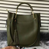 2017 de Ontwerper van de Zak van Sholder van de Handtas van de Vrouwen van de Zak van het Leer van de Handtas van het Leer van de manier Dame Hand Bag Genuine Leather Zakken Totebag Emg4800