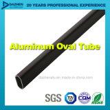 Profilo di alluminio di alluminio per il tubo di ovale del guardaroba
