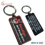 Fábrica de venda direta 3D borracha / PVC Keychain