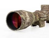 Ajustable 1-6X24 Realtree maderas duras / Nieve camuflaje Airsoft táctico del alcance del rifle de combate militar Arma de caza