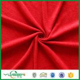 Tessuto polare del panno morbido del poliestere 100 per gli indumenti