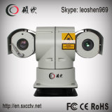 câmera do laser PTZ da visão noturna 2.0MP 20X de 500m