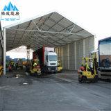Tiendas para el almacén y cargamento y descarga del cargo