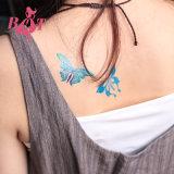 Herida agua tatuaje temporal de transferencia del tatuaje etiqueta engomada del arte del tatuaje