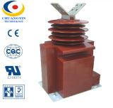 одиночная фаза в настоящее время трансформатора эпоксидной смолы 35kv 40.5kv Lzzw-35 напольная
