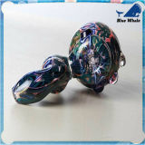 Bw201 Glass Hand Pipe Bowl Mini Glass Smoking Spoon Pipe