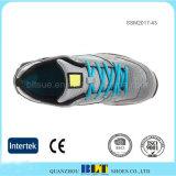 Tige en Mesh semelle intérieure en mousse exécutant les chaussures de sport