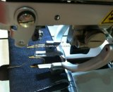 Computarizado botón Ojal de la máquina de coser agujero