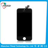 Экран касания LCD черни OEM первоначально белый для iPhone 5g