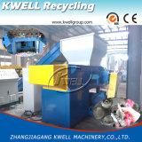 Residuos de plástico duro único eje Shredder