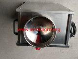 コーヒー豆のもみすり機の殻をむく人のピーラーの電気パルパー