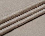 Tecido de camurça 100% poliéster para sofá e tecido Hometextile