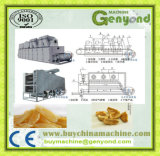 スライスされたフルーツの連続的な乾燥機械