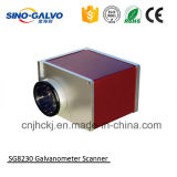 3D 표적에 표를 하기를 위한 고품질 3D 레이저 스캐너 Sg8230