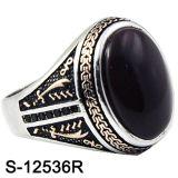 고품질 공장 도매 보석 반지 은 925