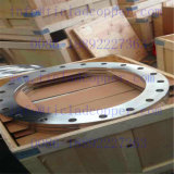 Bride titanique d'acier inoxydable de la norme ANSI B16.5 de bride de la norme ANSI B16.5