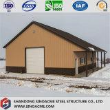 Estrutura de aço leve Sinoacme Prefab House