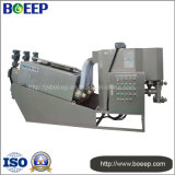 Il PLC gestisce la macchina d'asciugamento della pressa Volute nel trattamento di acqua di scarico