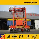 Rtg Crane / guindaste de pórtico de pneus de borracha para elevação do contêiner e empilhamento (RTG)