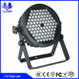Inalámbrico DMX Control 54W LED etapa de iluminación con canal 3CH, 6CH, 7CH, 8CH