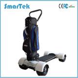 Smartek 2017 neuer stilvoller Golf-Vorstand-intelligenter 4 Räder Citycoco Golf-Roller nicht für den Straßenverkehr Patinete Electrico elektrischer Mobilität Escooter-Golf Roller für im Freiensport