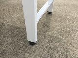 Mesa de masaje estacionaria de tubo de acero Cama de belleza
