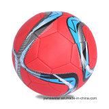 Kundenspezifische Firmenzeichen Belüftung-Fußball-Größe 5