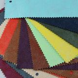 Cuir élastique de PVC d'unité centrale de Faux pour des chaussures décoratives