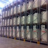 Racking móvel para o armazenamento resistente da pálete