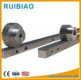 Механизм реечной передачи шестерни высокого качества стальной Nylon пластичный