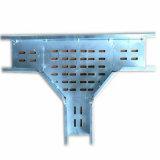 Tipo bandeja de la bandeja de la escala de cable perforada de la escala material del cable de FRP