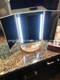 Miroir de maquillage LED de bureau de haute qualité